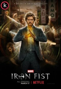 Iron fist - Serie por Torrent