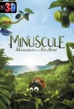 Minuscule 2 Mandibulas del fin del mundo (3D)