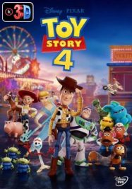 Toy Story 4 (3D)