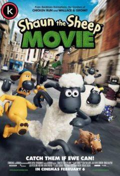 La oveja Shaun La pelicula (HDrip)