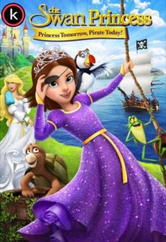 La princesa cisne Aventura pirata - Torrent