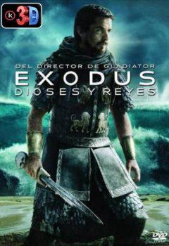 Exodus Dioses y Reyes (3D)