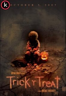 Truco o trato Terror en Halloween - Torrent