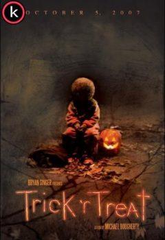 Truco o trato Terror en Halloween - Torrent