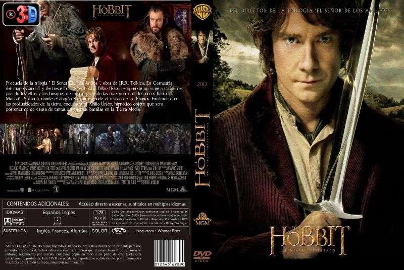 The Hobbit un viaje inexperado (3D)