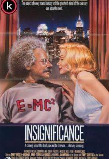 Insignificancia (DVDrip)