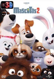 Mascotas 2 (3D)