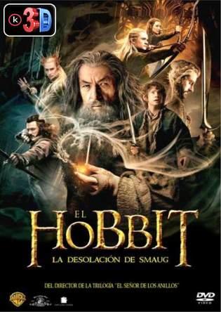 The Hobbit la desolacion de Smaug (3D)