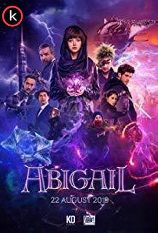Abigail y la ciudad perdida (HDrip)