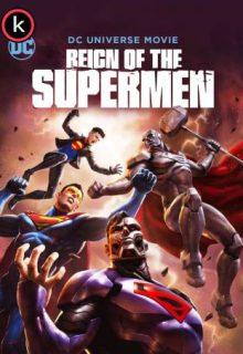 La muerte de Superman parte 2 (HDrip)