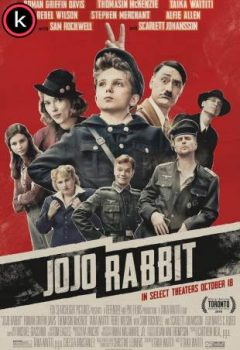 Jojo rabbit (HDrip) Latino