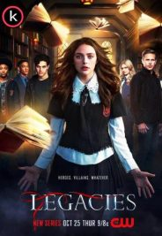 Serie Legacies por torrent