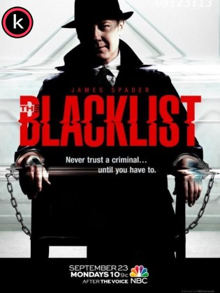 Serie The black list por torrent