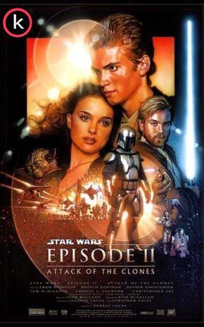 Star Wars el ataque de los clones (HDrip)
