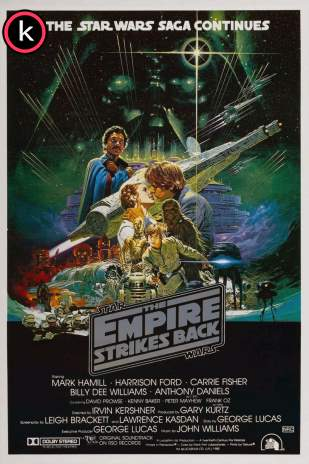 Star Wars el imperio contraataca (HDrip)