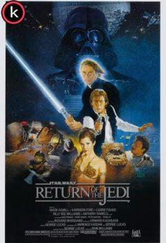 Star Wars el retorno del jedi (HDrip)