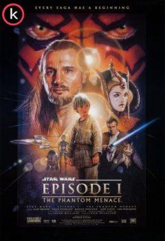 Star Wars la amenaza fantasma (HDrip)