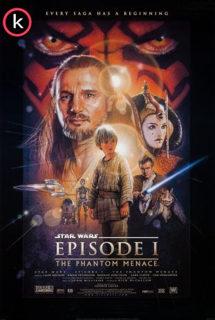Star Wars la amenaza fantasma (HDrip)