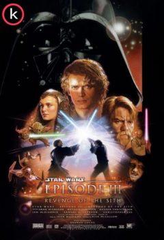 Star Wars la venganza de los Sith (HDrip)