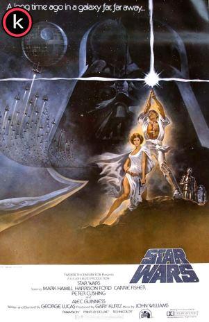 Star Wars una nueva esperanza (HDrip)