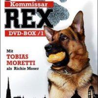 Rex el perro policia