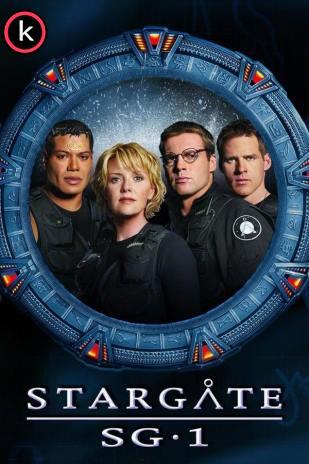 serie stargate SG1 por torrent