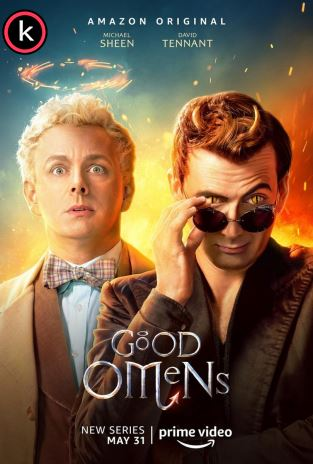 Good Omens serie por torrent