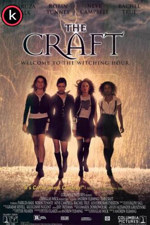 Jovenes y brujas - The craft - Torrent