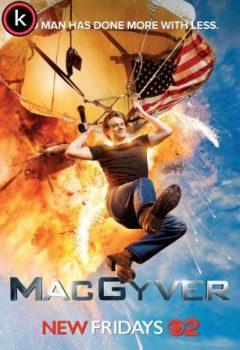 MacGyver 2016 serie por torrent