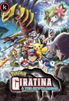 Pokemon giratina y el defensor de los cielos (DVDrip)