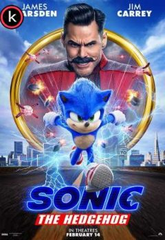 Sonic la película - Torrent