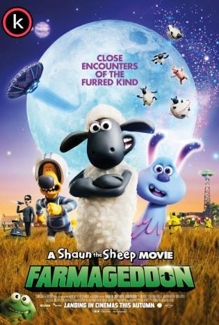 La oveja Shaun La película Granjaguedón por torrent