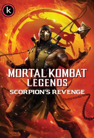 Mortal Kombat Legends La venganza de Scorpion por torrent