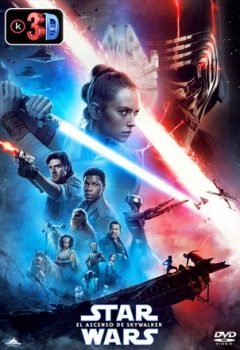 Star Wars El Ascenso de Skywalker (3D)