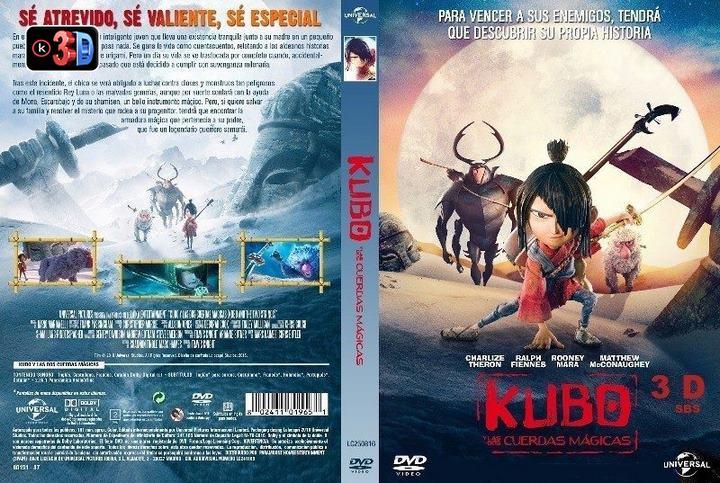 Kubo y las dos cuerdas magicas (3D)