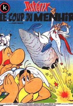 Asterix y el golpe el menir por torrent