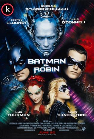 Batman y Robin por torrent