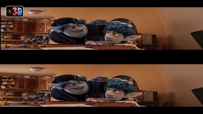 Onward (3D)