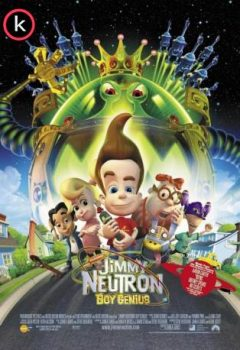 Jimmy Neutron El niño inventor por torrent