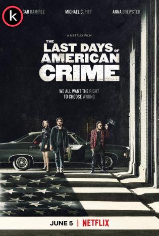 Los ultimos dias del crimen por torrent
