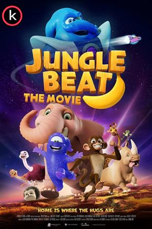 Jungle Beat la película por torrent
