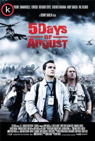 5 dias de guerra por torrent