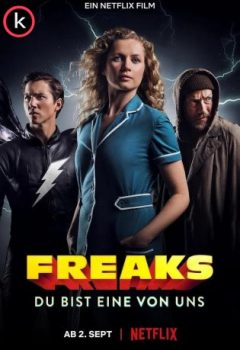 Freaks 3 Superheroes por torrent