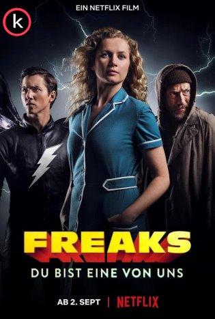 Freaks 3 Superheroes por torrent