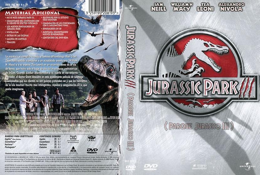 Parque Jurasico 3 (3D)