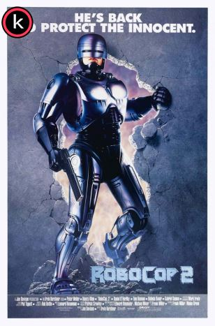 Robocop 2 por torrent