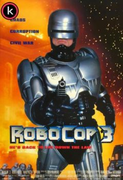 Robocop 3 por torrent