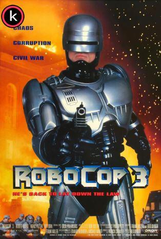 Robocop 3 por torrent