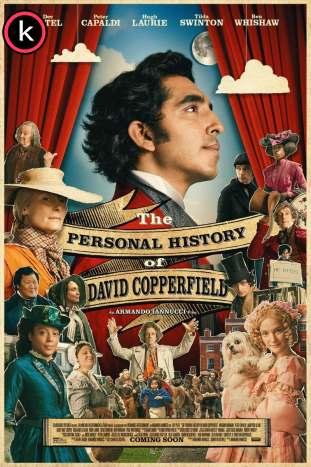 La increible historia de David Copperfield por torrent