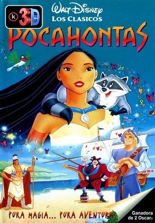 Pocahontas 1995 (3D)